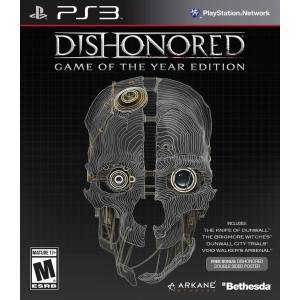 Dishonored Game Of The Year Edition - Essentials (PS3)