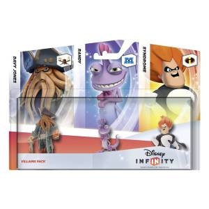 Disney Infinity 3-Characters Villains Pack