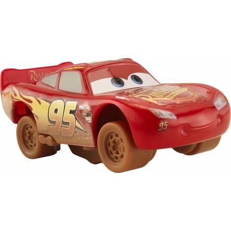 Disney Pixar Cars 3 - Crazy 8 Crashers - Lighting McQueen Vehicle (DYB04)