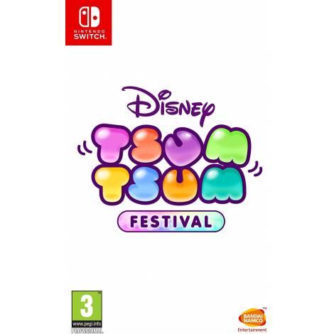 Disney TSUM TSUM FESTIVAL (Nintendo Switch)