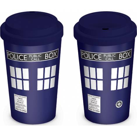 Doctor Who - Doctor Who (TARDIS) Travel Mug (MGT23226)