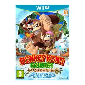 Donkey Kong Country: Tropical Freeze (Wii U)