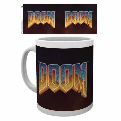 Doom - Classic Logo Mug (MG1293)