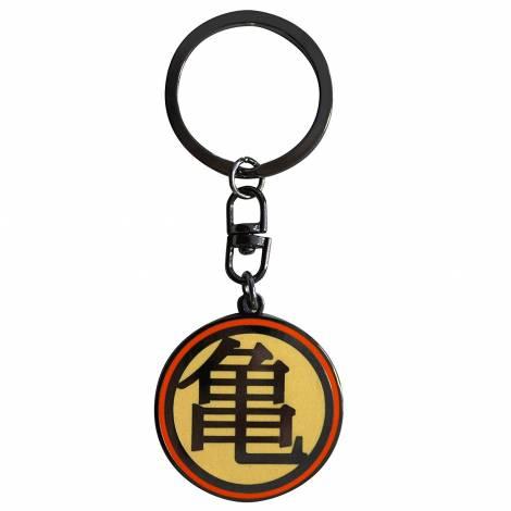 Dragon Ball - DBZ Kame Symbol Metal Keychain (ABYKEY149)