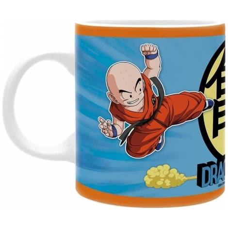 Dragon Ball - Goku & Krillin 320ml Mug (ABYMUG317)