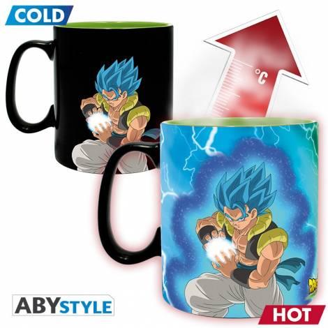 Dragon Ball Super Broly - Gogeta & Broly 460ml Heat Change Mug (ABYMUG716)