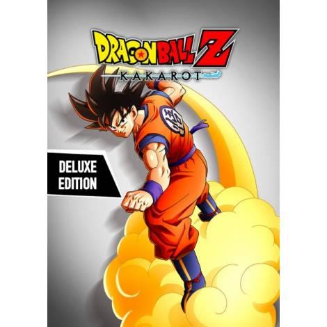 Dragon Ball Z: Kakarot (Deluxe Edition) (PS4)