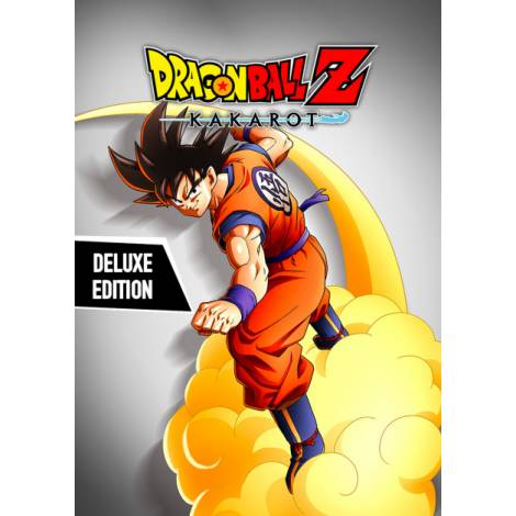 Dragon Ball Z: Kakarot (Deluxe Edition) (Xbox One)