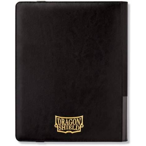 Dragon Shield 34002 Card Codex 360 Portfolio Binder - Black