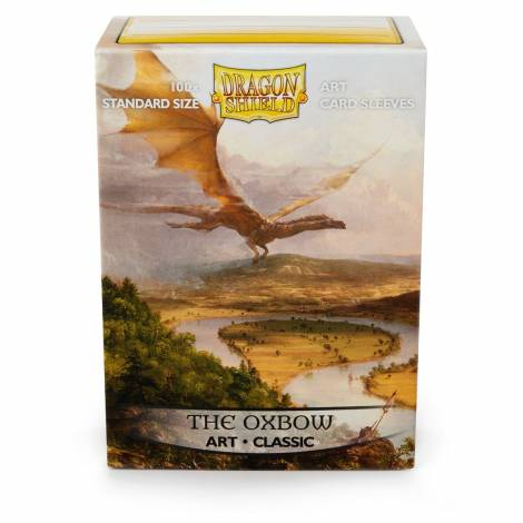 Dragon Shield: Art Matte Sleeves The Oxbow