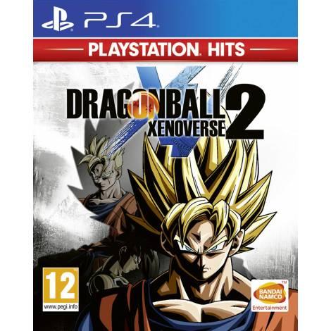 Dragonball Xenoverse 2 - Hits (PS4)
