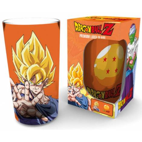 DRAGONBALL Z - DRAGON BALL WRAP PREMIUM LARGE GLASS (GLB0139)