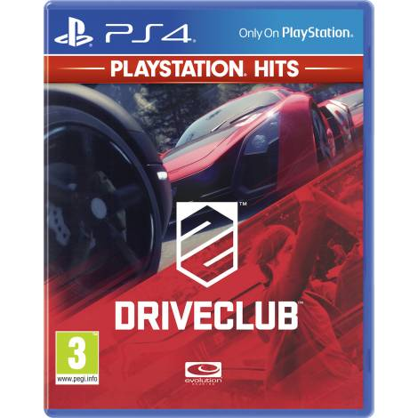 DriveClub (Hits) (PS4)