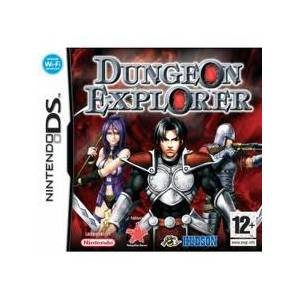 Dungeon Explorer - Warriors Of Ancient Arts (NINTENDO DS)