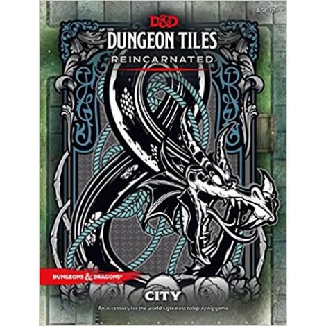 Dungeons & Dragons – Dungeon Tiles Reincarnated City