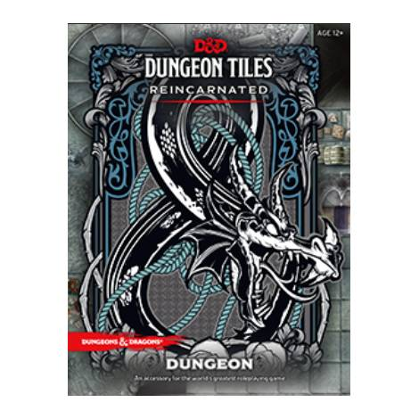 Dungeons & Dragons – Dungeon Tiles Reincarnated Dungeon