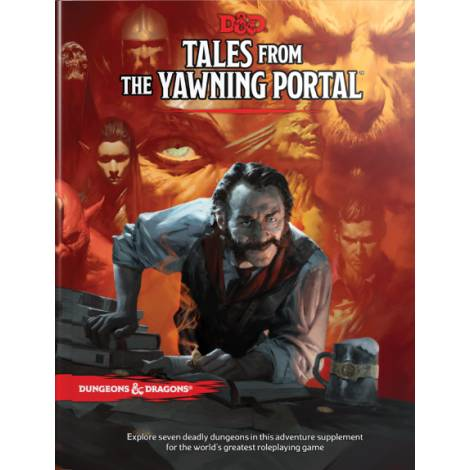 Dungeons & Dragons RPG – Tales from the Yawning Portal
