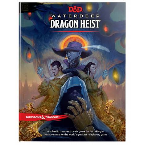 Dungeons & Dragons – Waterdeep Dragon Heist