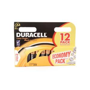 DURACELL BASIC AA – 12 PACK