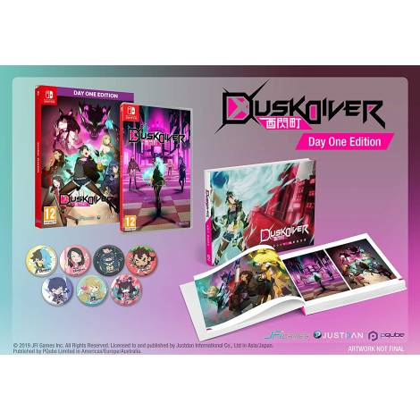 Dusk Diver (Nintendo Switch) (Day One Edition)