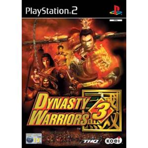 DYNASTY WARRIORS 3 - CD Only (PS2)