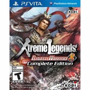 Dynasty Warriors 8 - Complete Edition (PSVita)