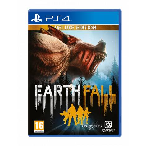 EARTH FALL DELUXE EDITION (PS4)