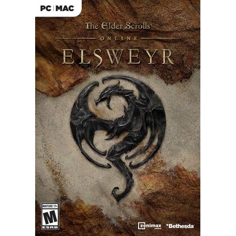 Elder Scrolls Online Elsweyr (PC)  (Cd Key Only)