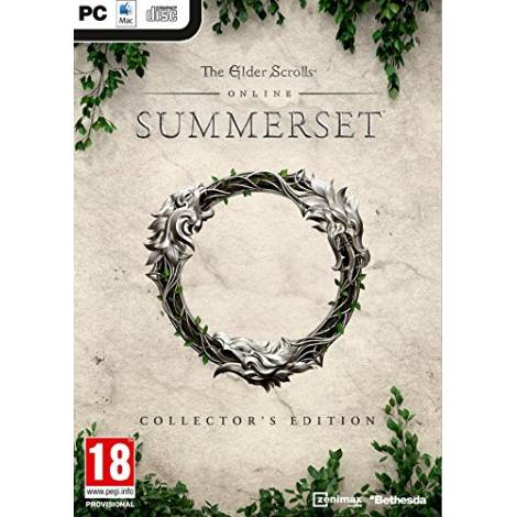Elder Scrolls Online: Summerset Collectors Edition (PC)