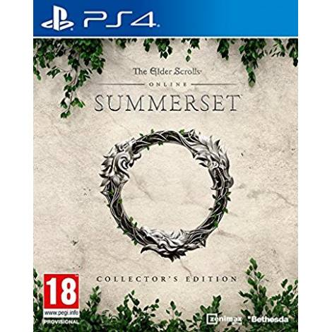 Elder Scrolls Online: Summerset Collectors Edition (PS4)