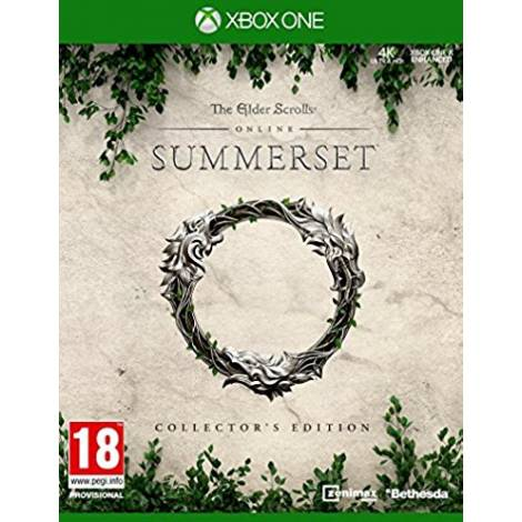 Elder Scrolls Online: Summerset: Collectors Edition (Xbox One)