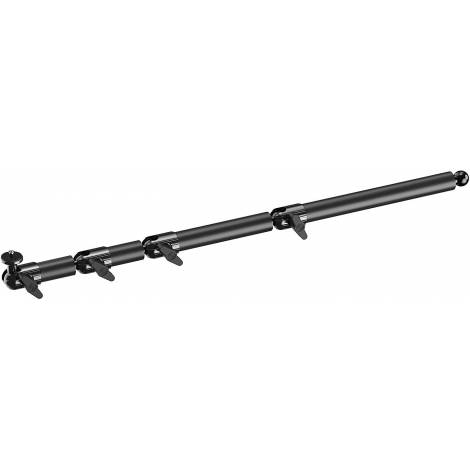 Corsair Elgato Flex Arm Kit, Four Steel Tubes with Ball Joints (Compatible with All Elgato Multi Mount Accessories), Black (10AAC9901)
