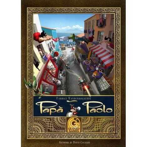 Επιτραπέζιο – Quined Games Papa Paolo (QUG9314)