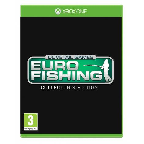 Euro Fishing Collector's Edition (Xbox One)