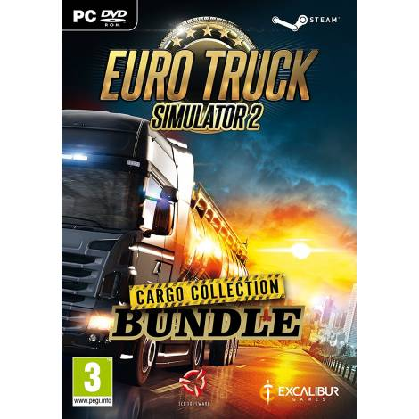 Euro Truck Simulator 2 Cargo Collection Bundle (PC)