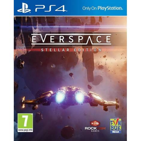Everspace (Stellar Edition) (PS4)