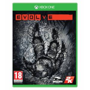Evolve + Monster Expansion Pack (XBOX ONE)
