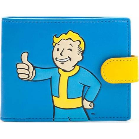 Fallout 4 - Vault Boy Approved Wallet (MW040203FOT)