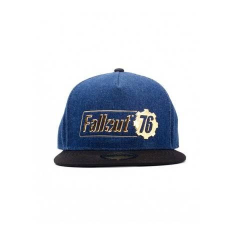 Fallout 76 - Fallout Logo Badge Snapback Cap (SB320037FAL)