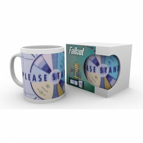 Fallout 76 - Please Stand By Mug (MG3244)