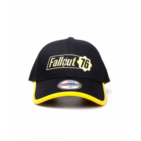 Fallout 76 - Yellow Logo Adjustable Cap (BA555246FAL)