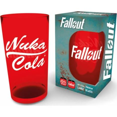 Fallout - Nuka Cola Premium Large Glass (GLB0130)