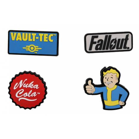 Fallout Rubber Patch Set (GE3561)