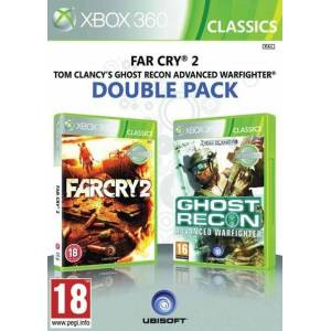 Far Cry 2 & Tom Clancy`s Ghost Recon - Advanced Warfighter Double Pack (XBOX 360)