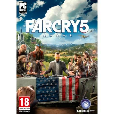 Far Cry 5 Standard Edition -uPlay CD Key (Κωδικός μόνο) (PC)