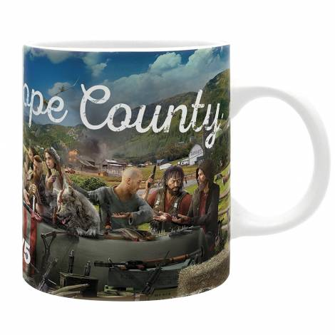 Far Cry 5 - Welcome to Hope County 320ml Mug (ABYMUG462)
