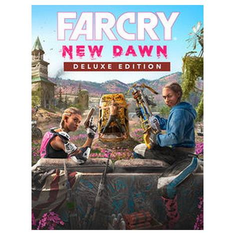 Far Cry New Dawn Deluxe Edition (PC) (Code Only)