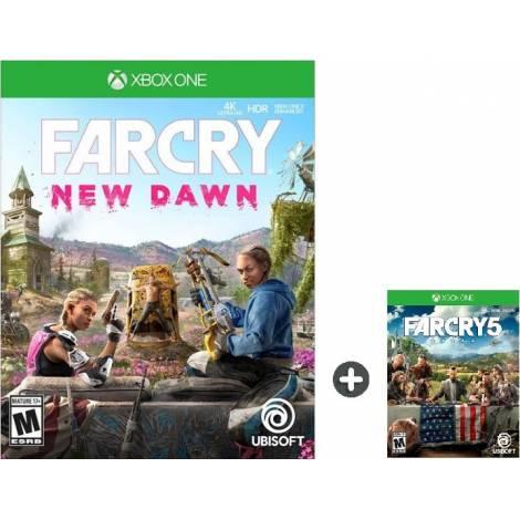 Far Cry: New Dawn & Far Cry 5 (XBOX One)