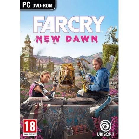 FAR CRY NEW DAWN (PC)(Cd Key Only κωδικός μόνο)