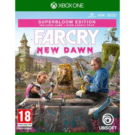Far Cry New Dawn Superbloom Edition (Xbox One)